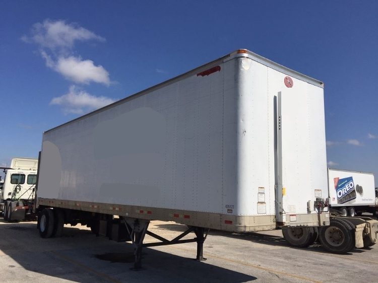 Semi Trucks For Sale In El Paso Texas >> Used Dry Van Trailers For Sale in TX - Penske Used Trucks