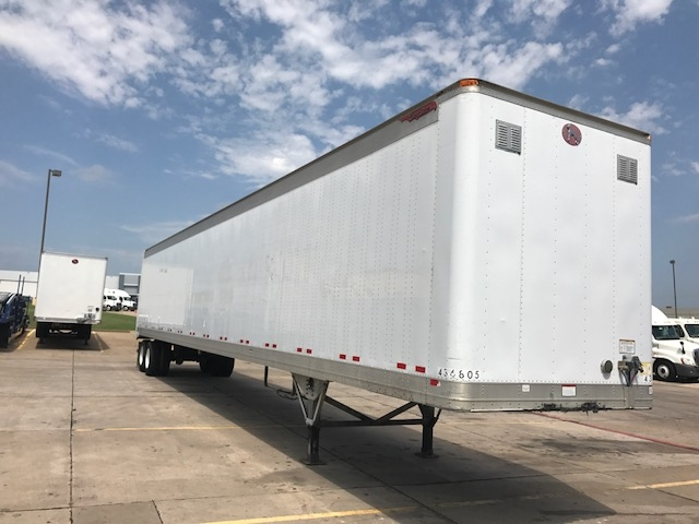 Dry Van Trailer-Semi Trailers-Great Dane-2005-Trailer-GRAND PRAIRIE-TX-375,800 miles-$10,500
