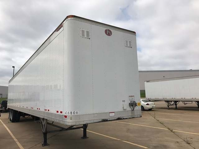 Dry Van Trailer-Semi Trailers-Great Dane-2005-Trailer-GRAND PRAIRIE-TX-380,343 miles-$10,500