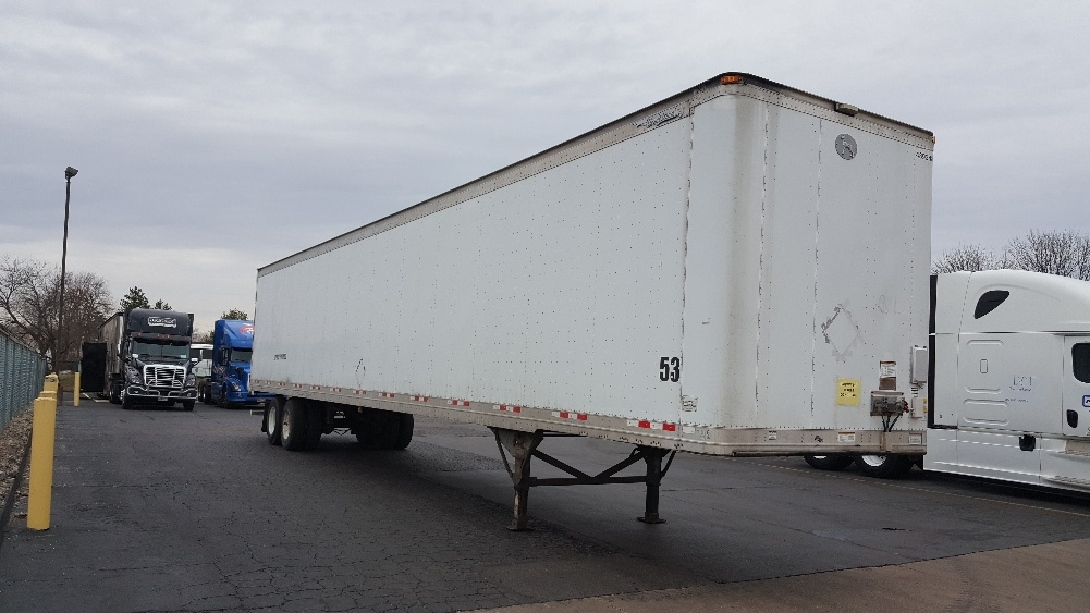 Dry Van Trailer-Semi Trailers-Great Dane-2005-Trailer-EARTH CITY-MO-616,846 miles-$12,750