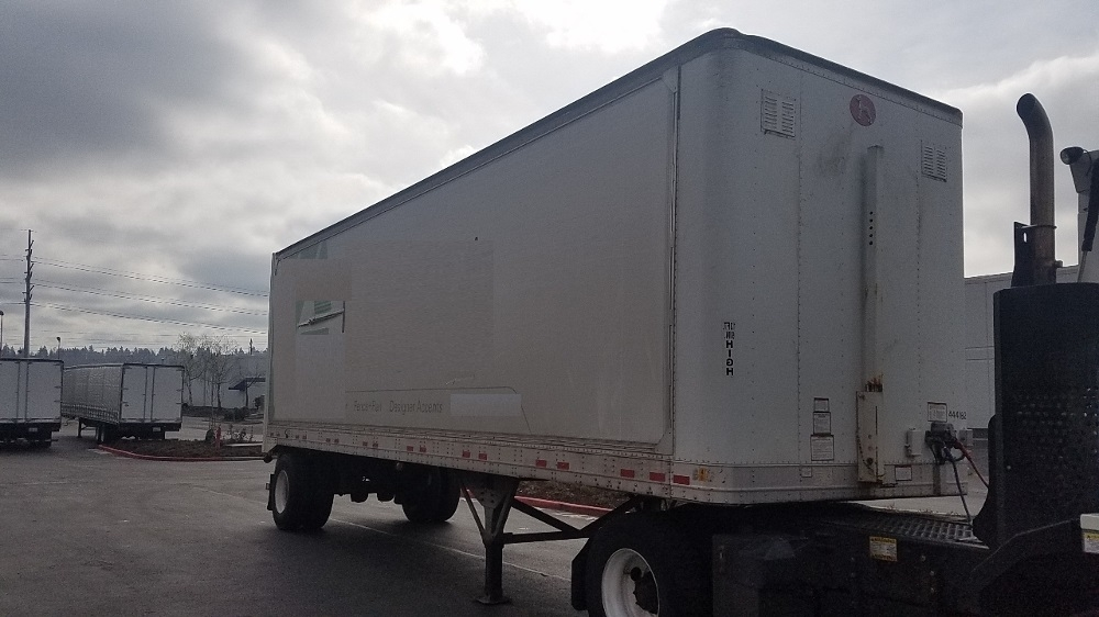 Dry Van Trailer-Semi Trailers-Great Dane-2005-Trailer-KENT-WA-283,092 miles-$7,500