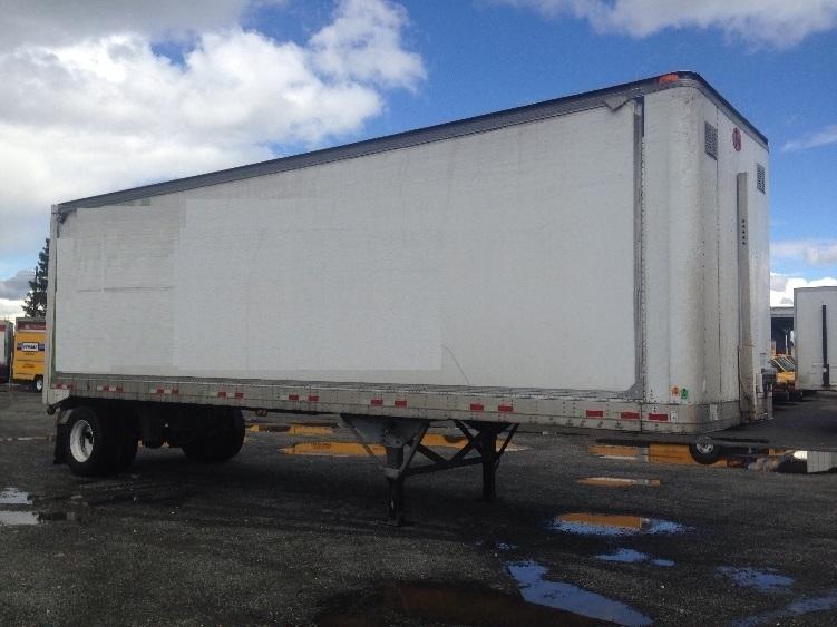 Dry Van Trailer-Semi Trailers-Great Dane-2005-Trailer-WEST SACRAMENTO-CA-381,416 miles-$7,500