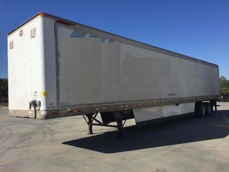 Dry Van Trailer-Semi Trailers-Great Dane-2005-Trailer-CORONA-CA-650,438 miles-$12,500