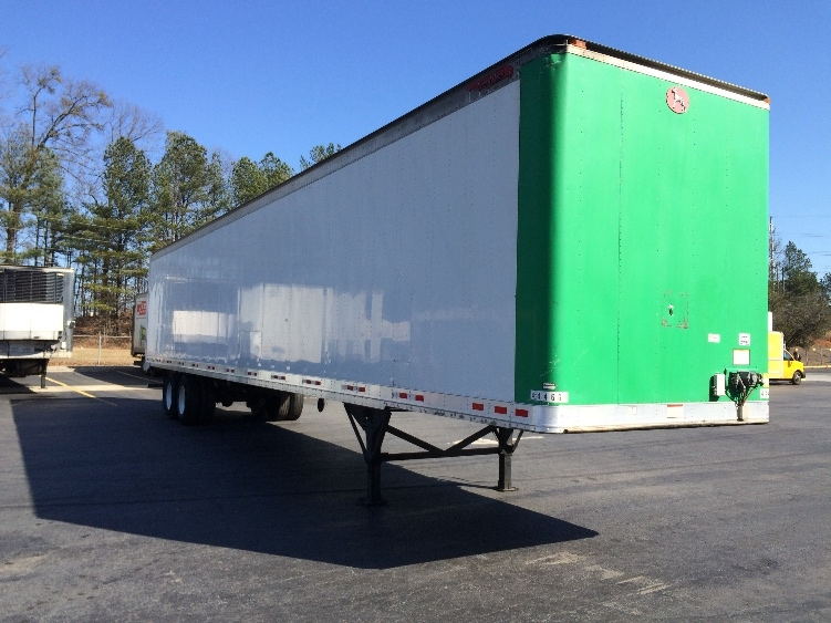 Dry Van Trailer-Semi Trailers-Great Dane-2006-Trailer-WEST BABYLON-NY-219,469 miles-$10,250