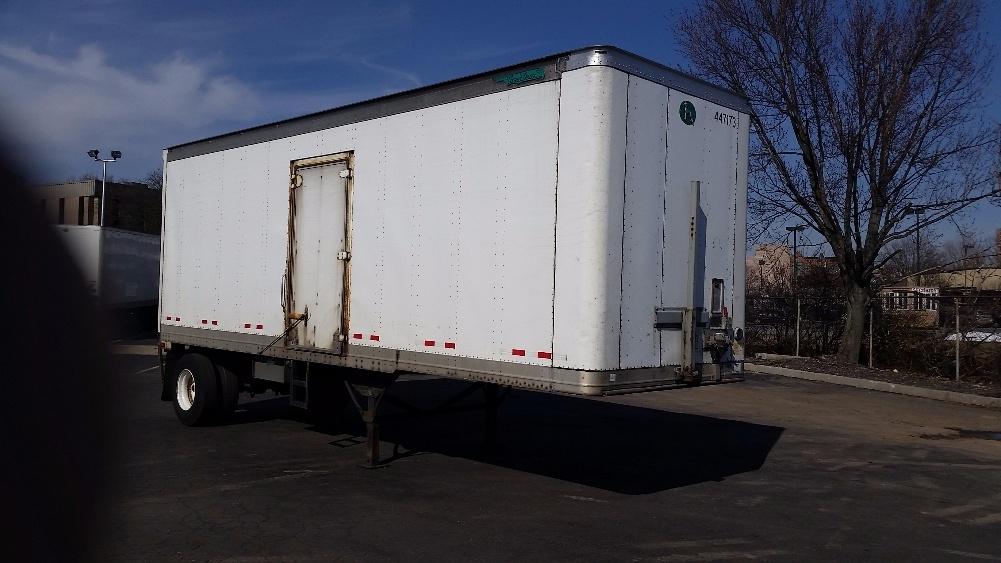 Dry Van Trailer-Semi Trailers-Great Dane-2005-Trailer-READING-PA-570,278 miles-$8,500