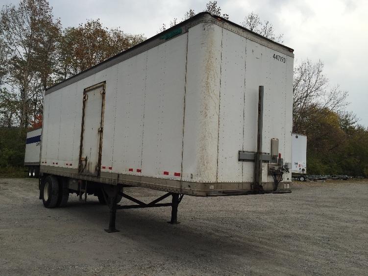 Dry Van Trailer-Semi Trailers-Great Dane-2005-Trailer-READING-PA-1,078,866 miles-$8,000