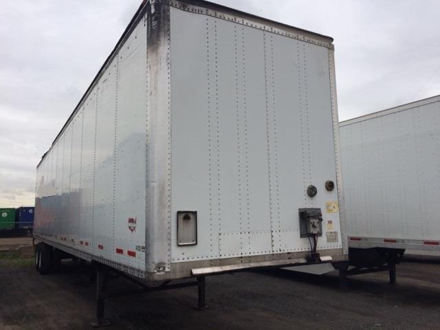 Dry Van Trailer-Semi Trailers-Wabash-2005-Trailer-SOUTH PLAINFIELD-NJ-207,523 miles-$6,500