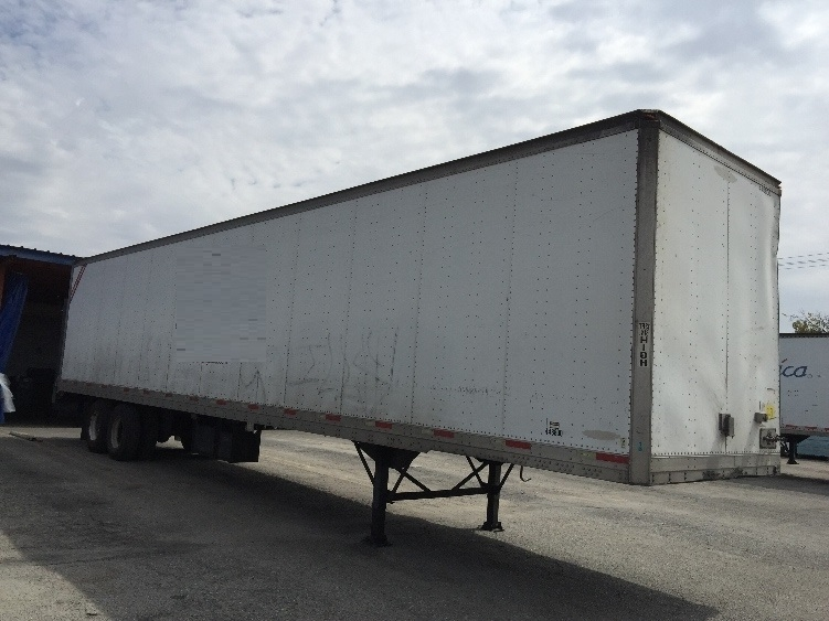 Dry Van Trailer-Semi Trailers-Trailmobile-2005-Trailer-RIVERSIDE-CA-200,866 miles-$8,500