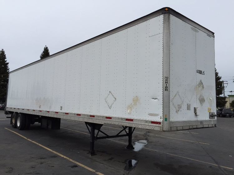 Dry Van Trailer-Semi Trailers-Trailmobile-2005-Trailer-WILSONVILLE-OR-508,497 miles-$14,000