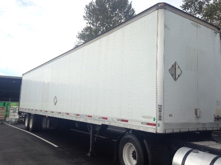 Dry Van Trailer-Semi Trailers-Trailmobile-2005-Trailer-TACOMA-WA-350,409 miles-$14,000