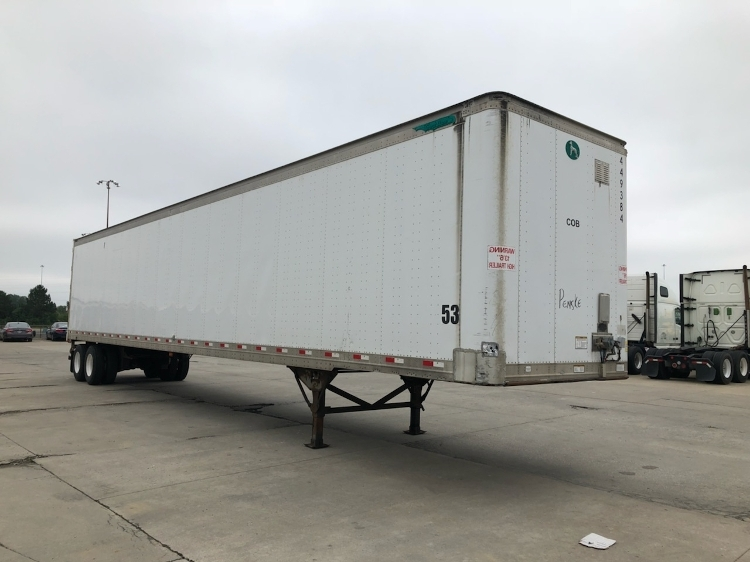 Dry Van Trailer-Semi Trailers-Great Dane-2005-Trailer-FREDONIA-NY-338,891 miles-$11,500