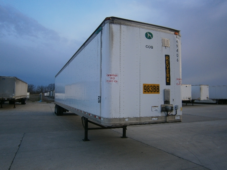 Dry Van Trailer-Semi Trailers-Great Dane-2005-Trailer-EAST LIBERTY-OH-322,518 miles-$11,500