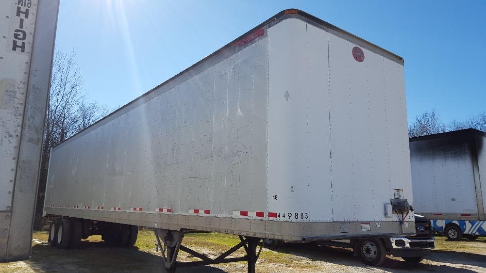 Dry Van Trailer-Semi Trailers-Great Dane-2006-Trailer-MACON-GA-422,865 miles-$10,500