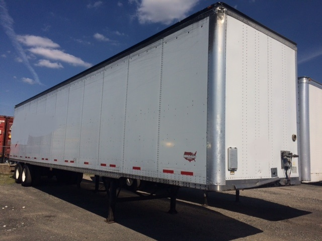 Dry Van Trailer-Semi Trailers-Wabash-2005-Trailer-LINDEN-NJ-367,533 miles-$9,000