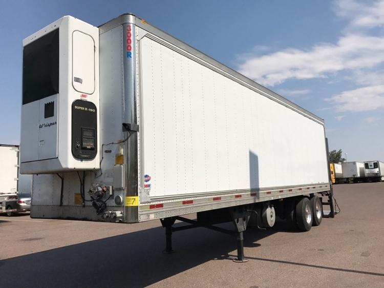 Reefer Trailer-Semi Trailers-Utility-2006-Trailer-PHOENIX-AZ-297,001 miles-$19,000