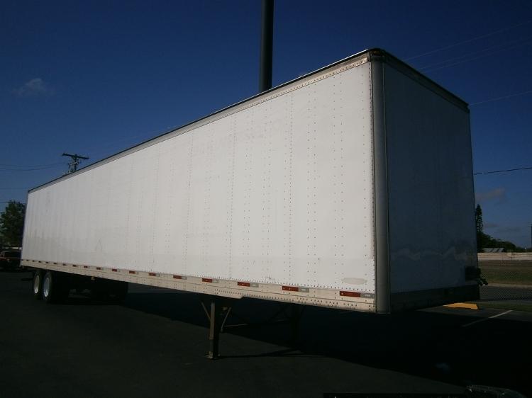 Dry Van Trailer-Semi Trailers-Trailmobile-2006-Trailer-ELK GROVE VILLAGE-IL-517,176 miles-$11,000