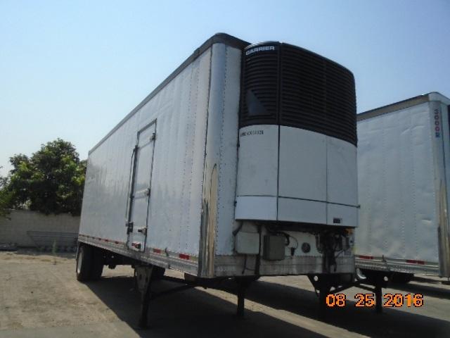 Reefer Trailer-Semi Trailers-Utility-2005-Trailer-CORONA-CA-388,027 miles-$16,000