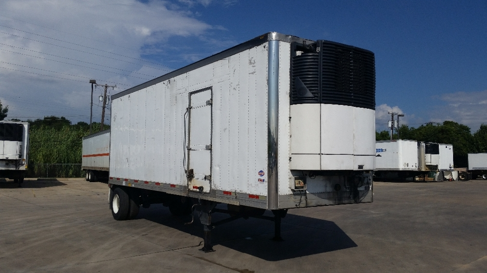 Reefer Trailer-Semi Trailers-Utility-2005-Trailer-WEATHERFORD-TX-837,415 miles-$12,250
