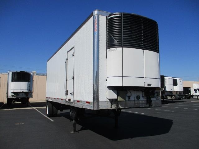 Reefer Trailer-Semi Trailers-Utility-2005-Trailer-CORONA-CA-398,451 miles-$14,750