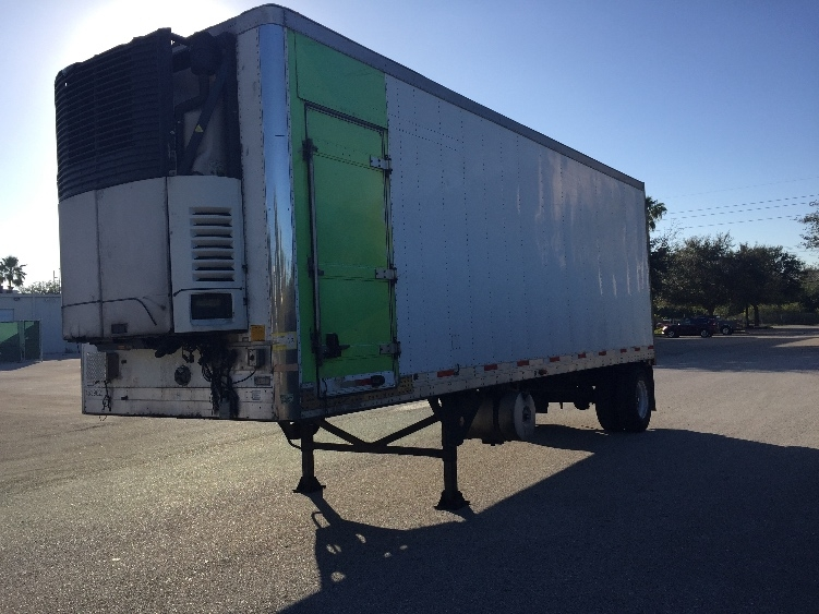 Reefer Trailer-Semi Trailers-Utility-2005-Trailer-TAMPA-FL-934,342 miles-$7,000