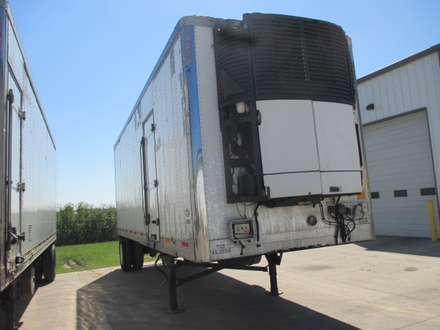 Reefer Trailer-Semi Trailers-Utility-2005-Trailer-FORREST CITY-AR-579,592 miles-$7,500