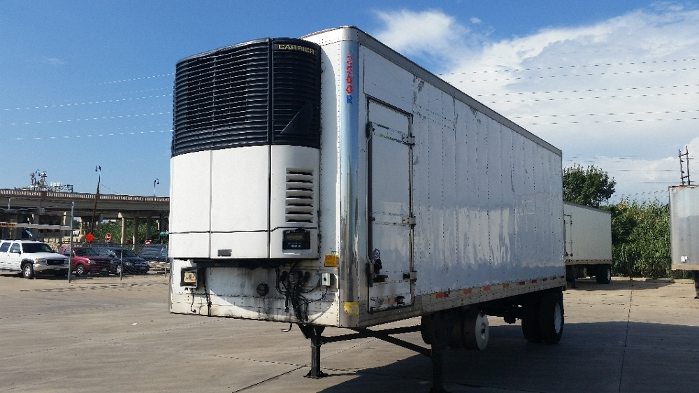 Reefer Trailer-Semi Trailers-Utility-2005-Trailer-FORT WORTH-TX-837,415 miles-$9,000