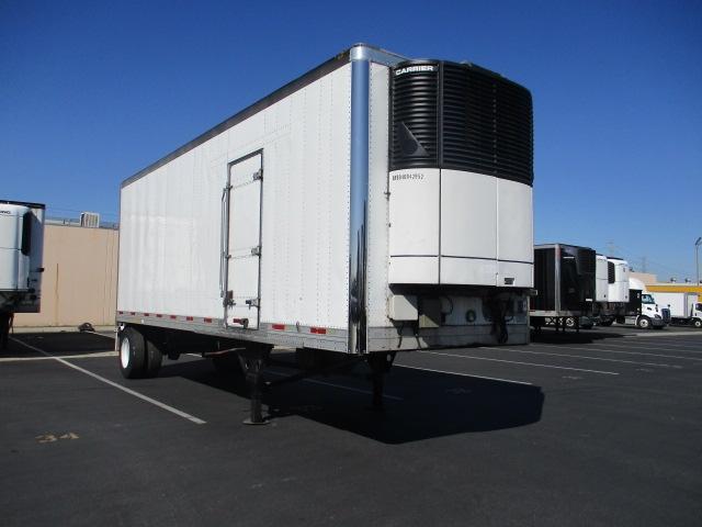 Reefer Trailer-Semi Trailers-Utility-2005-Trailer-CORONA-CA-513,610 miles-$14,750