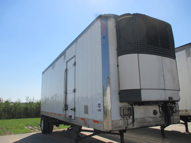 Reefer Trailer-Semi Trailers-Utility-2005-Trailer-FORREST CITY-AR-592,114 miles-$11,750