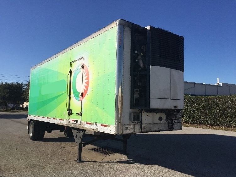 Reefer Trailer-Semi Trailers-Utility-2005-Trailer-TAMPA-FL-779,948 miles-$10,250