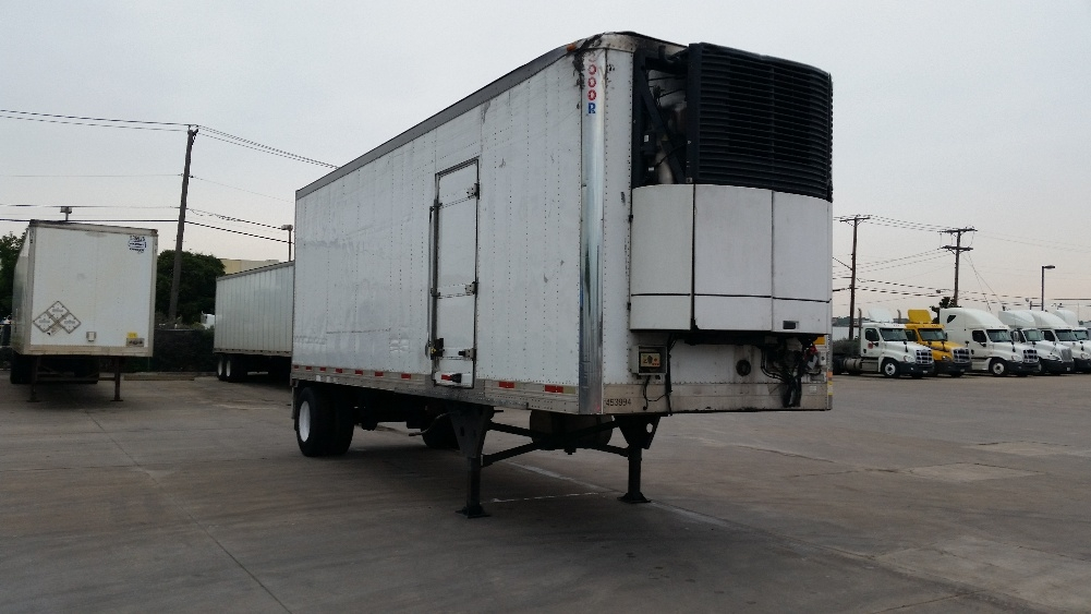 Reefer Trailer-Semi Trailers-Utility-2005-Trailer-WEATHERFORD-TX-694,105 miles-$7,500