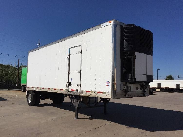Reefer Trailer-Semi Trailers-Utility-2005-Trailer-FORT WORTH-TX-656,965 miles-$10,250