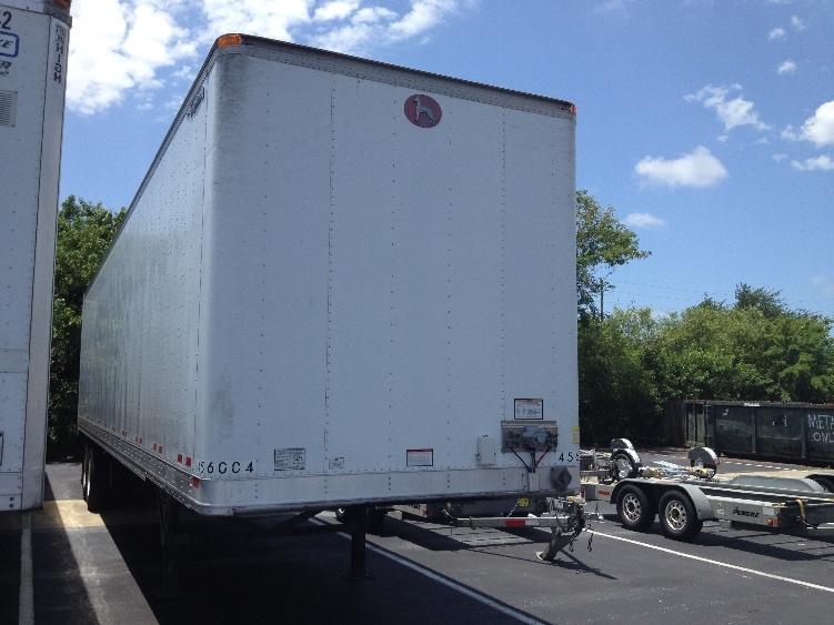 Dry Van Trailer-Semi Trailers-Great Dane-2006-Trailer-JACKSONVILLE-FL-467,200 miles-$7,500