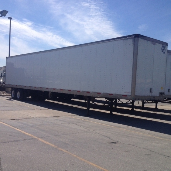 Dry Van Trailer-Semi Trailers-Trailmobile-2005-Trailer-MISSISSAUGA-ON-643,394 km-$12,750
