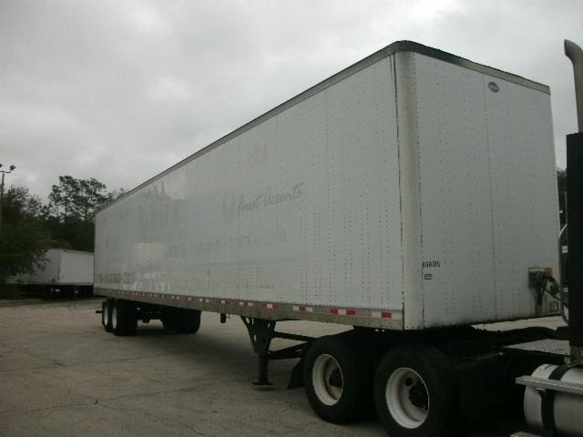 Dry Van Trailer-Semi Trailers-Utility-2006-Trailer-JACKSONVILLE-FL-587,863 miles-$10,000