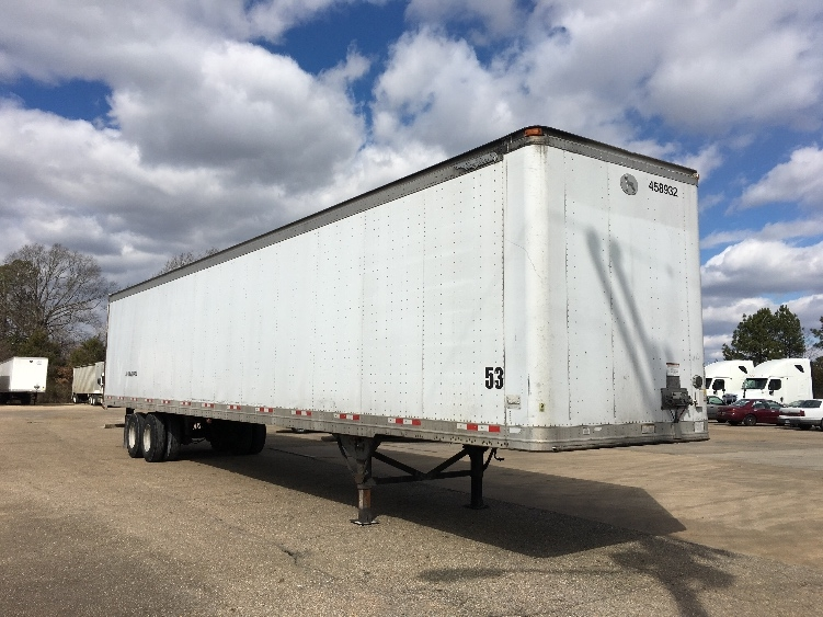 Dry Van Trailer-Semi Trailers-Great Dane-2005-Trailer-BELDEN-MS-667,881 miles-$9,750