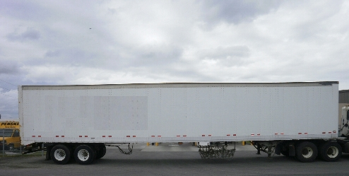 Dry Van Trailer-Semi Trailers-Great Dane-2006-Trailer-KENT-WA-543,997 miles-$12,250