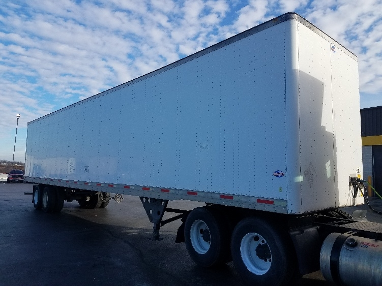 Dry Van Trailer-Semi Trailers-Utility-2006-Trailer-SPRINGFIELD-MO-371,748 miles-$8,750