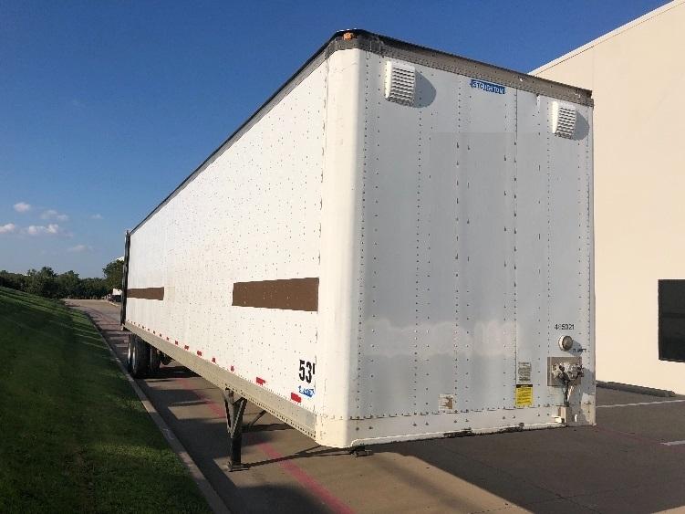 Dry Van Trailer-Semi Trailers-Stoughton-2006-Trailer-GRAND PRAIRIE-TX-220,737 miles-$13,000