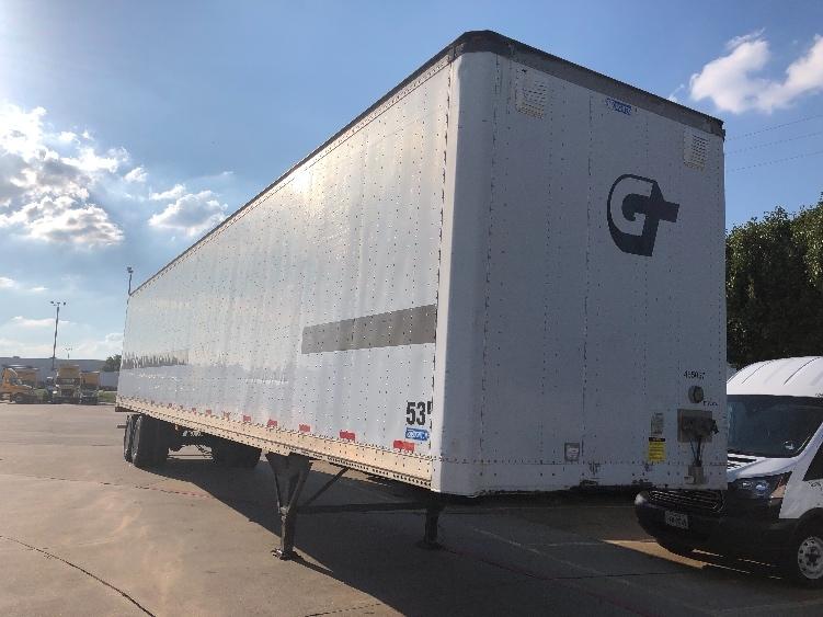 Dry Van Trailer-Semi Trailers-Stoughton-2006-Trailer-GRAND PRAIRIE-TX-223,585 miles-$13,000