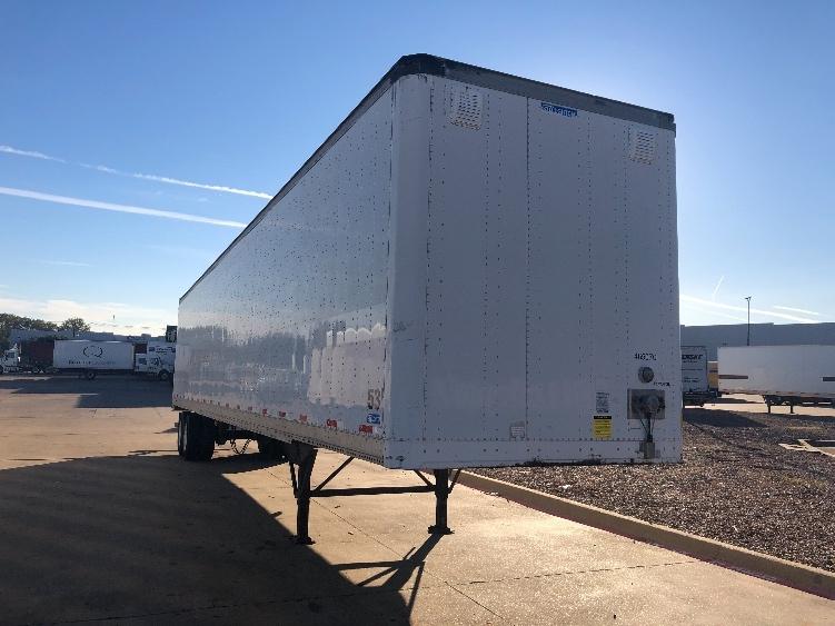 Dry Van Trailer-Semi Trailers-Stoughton-2006-Trailer-GRAND PRAIRIE-TX-201,214 miles-$13,000