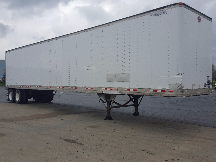 Dry Van Trailer-Semi Trailers-Great Dane-2006-Trailer-SOUTH BEND-IN-465,627 miles-$12,250