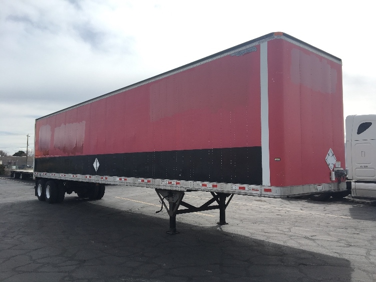 Dry Van Trailer-Semi Trailers-Great Dane-2006-Trailer-WEST VALLEY CITY-UT-355,156 miles-$12,000