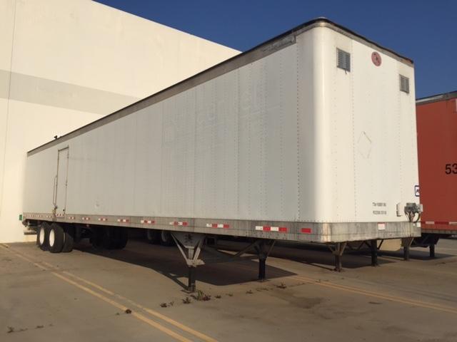 Dry Van Trailer-Semi Trailers-Great Dane-2006-Trailer-BAKERSFIELD-CA-253,613 miles-$13,500