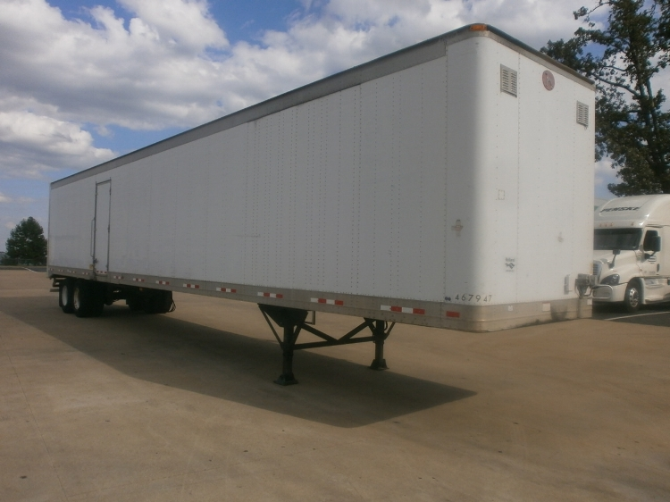 Dry Van Trailer-Semi Trailers-Great Dane-2006-Trailer-OLIVE BRANCH-MS-456,231 miles-$14,500