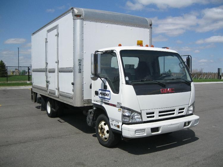 Medium Duty Box Truck-Light and Medium Duty Trucks-GMC-2006-W4500-DAVENPORT-IA-131,003 miles-$6,000