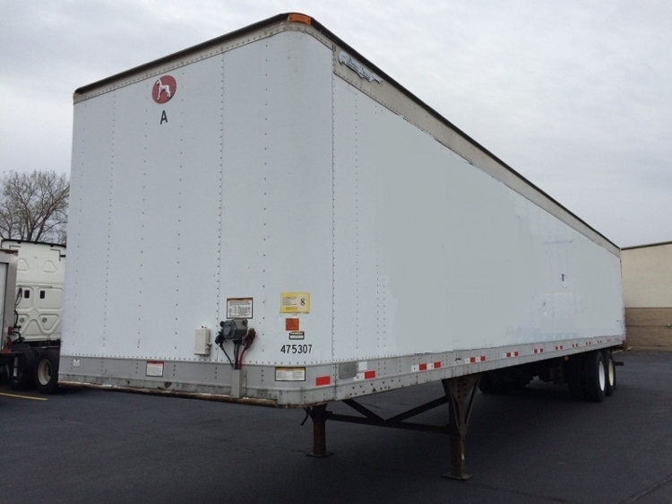 Dry Van Trailer-Semi Trailers-Great Dane-2006-Trailer-BROOKLYN PARK-MN-382,110 miles-$9,250