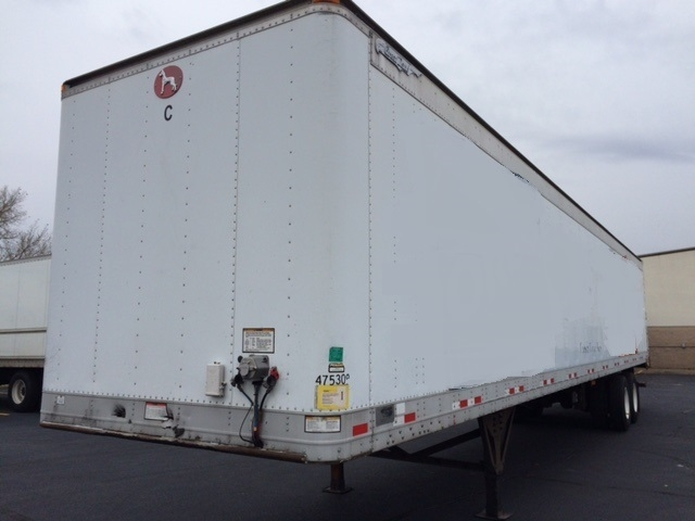 Dry Van Trailer-Semi Trailers-Great Dane-2006-Trailer-BROOKLYN PARK-MN-270,011 miles-$6,750