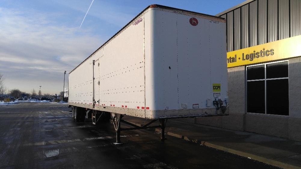 Dry Van Trailer-Semi Trailers-Great Dane-2006-Trailer-ELK GROVE VILLAGE-IL-446,103 miles-$11,500
