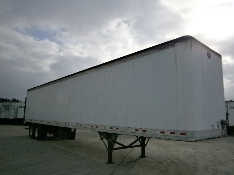 Dry Van Trailer-Semi Trailers-Great Dane-2006-Trailer-WILMINGTON-OH-730,694 miles-$11,000