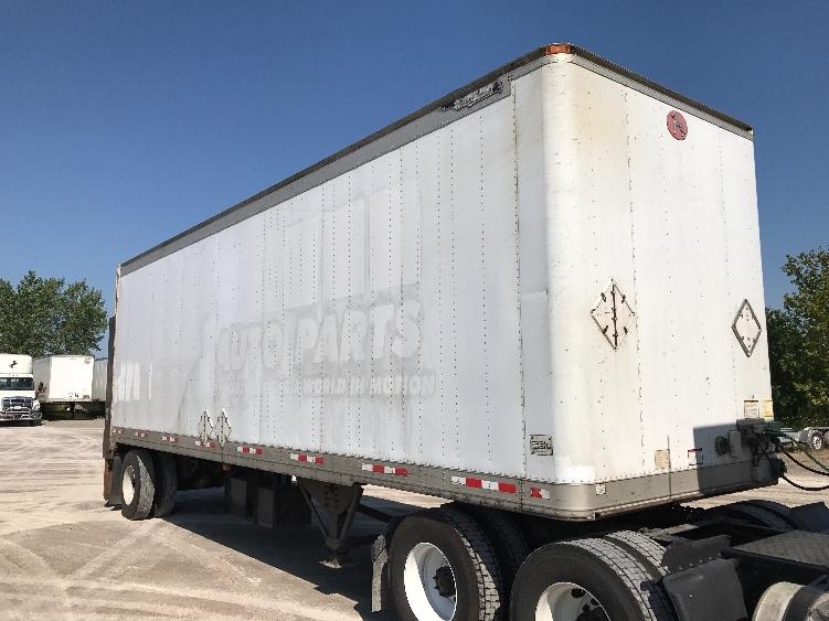 Dry Van Trailer-Semi Trailers-Great Dane-2006-Trailer-SAGINAW-MI-1,246,064 miles-$10,250